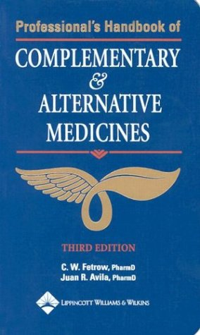 complementary and alternative medicines Use of complementary and alternative medicine in cancer patients: a european survey a molassiotis and others annals of oncology, 2005 volume 16, issue 4.