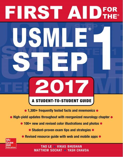 First Aid For The Usmle Step 1 2017 Pdf Arslan Library