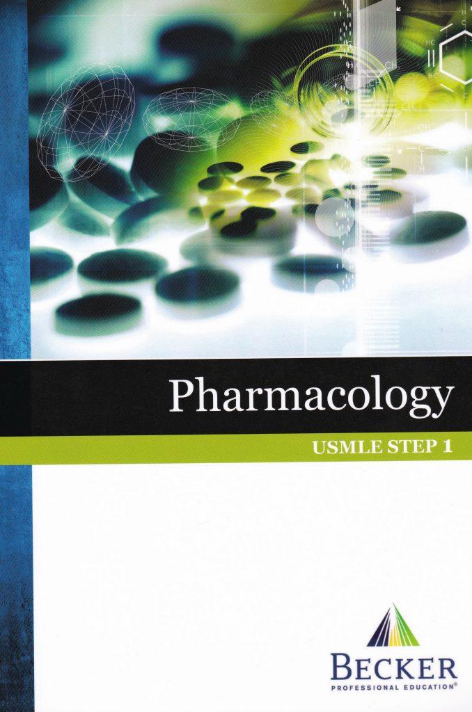 Pdf pharmacology usmle map road