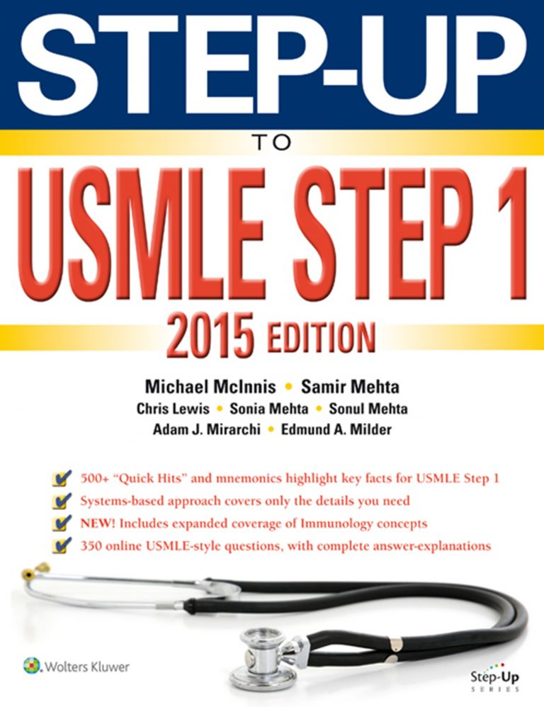 Step-Up Archives - Free Medical Books - Arslan Library