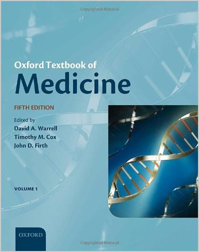 Oxford Textbook of Medicine 5th Edition PDF – 3 Volume Set