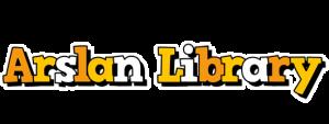 Arslan Library Header Logo